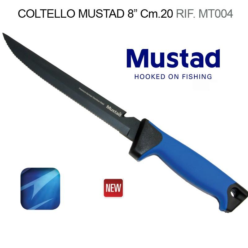 Coltello Mustad MT004