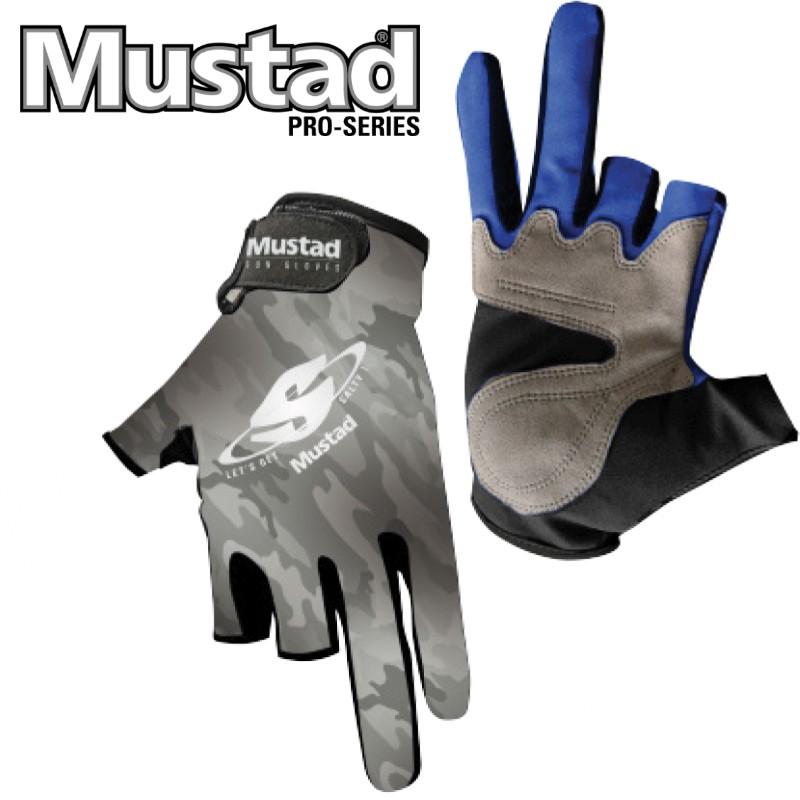 Mustad Guanti - Sun Gloves...