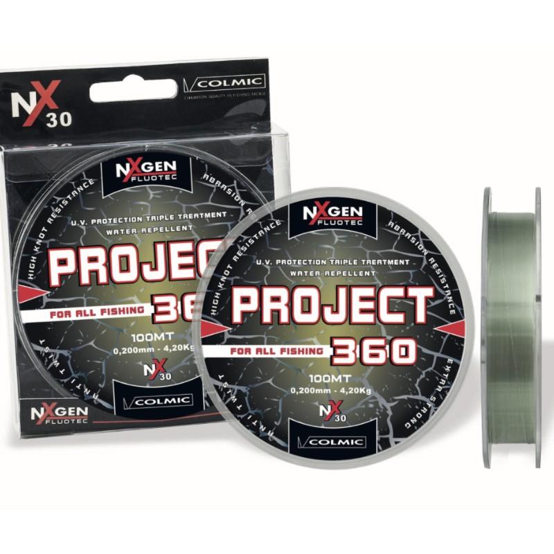 Monofilo Colmic Project 360