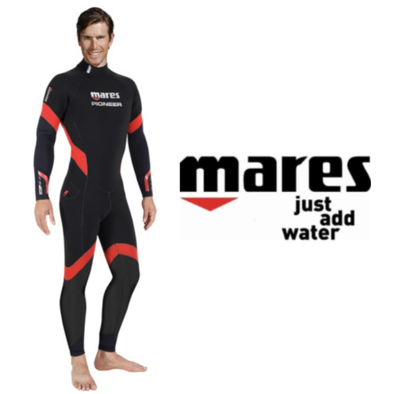 MARES MUTA PIONEER 5MM MAN...