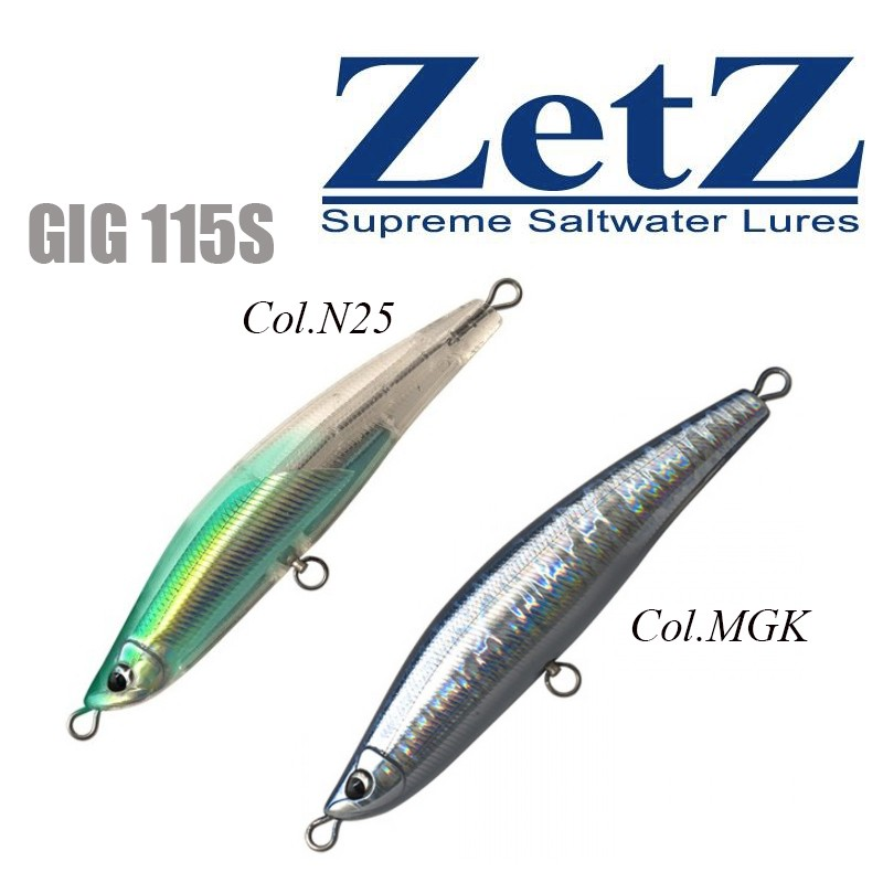 ZET'Z GIG 115S