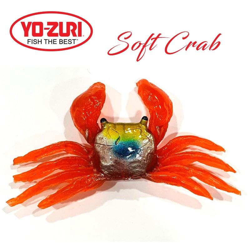 Yo-Zuri SOFT CRAB E1 Col.6