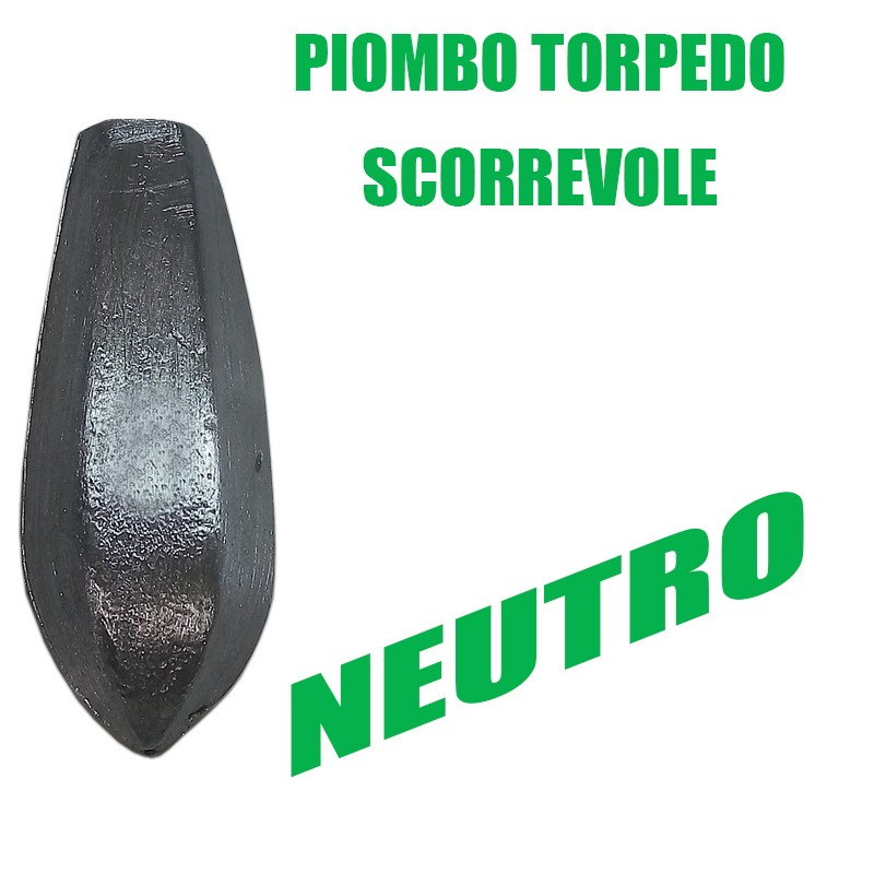 Piombo Torpedo Scorrevole