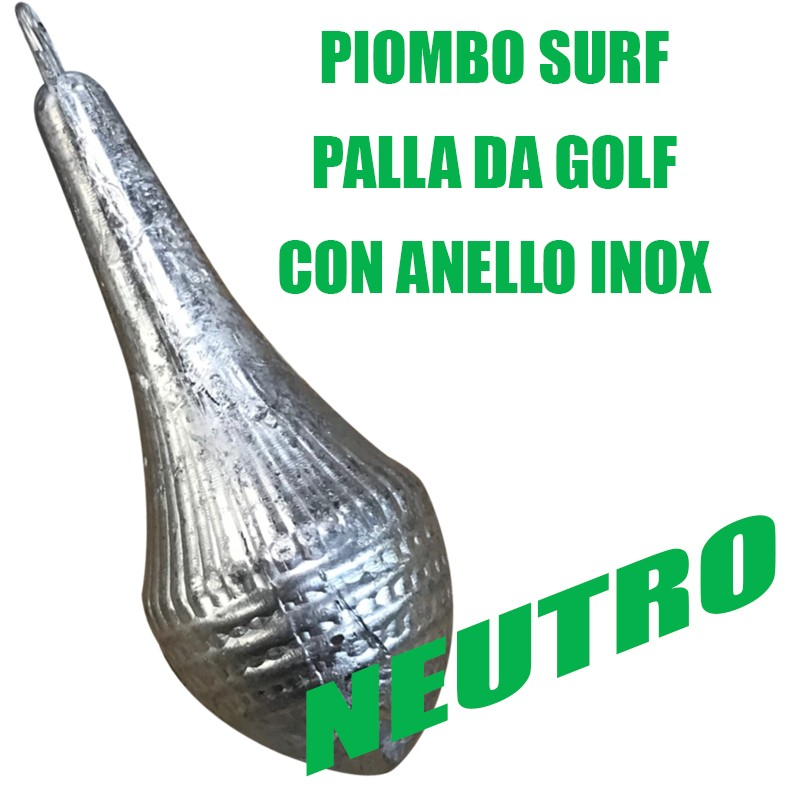 Piombo Surf PALLA GOLF -...
