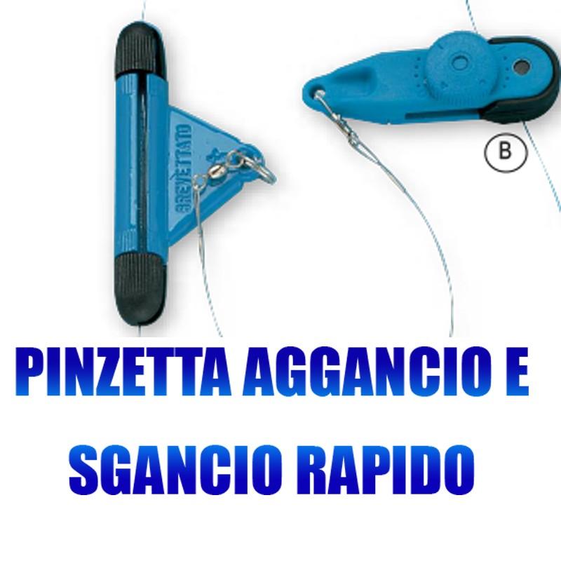Pinzetta AGGANCIO/SGANCIO...