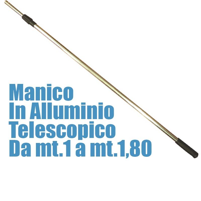 Manico telescopico in...