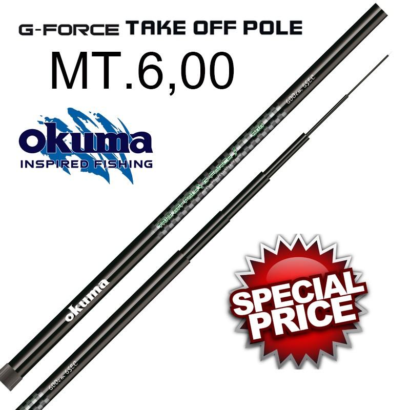Canna Okuma G-Force Take...