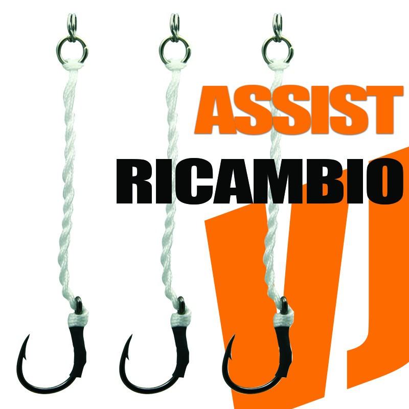 Assist Ricambio per esche...