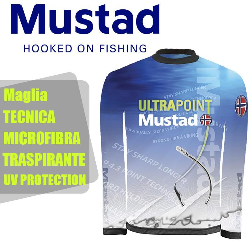 MUSTAD DRY SHIRT TECNICA -...