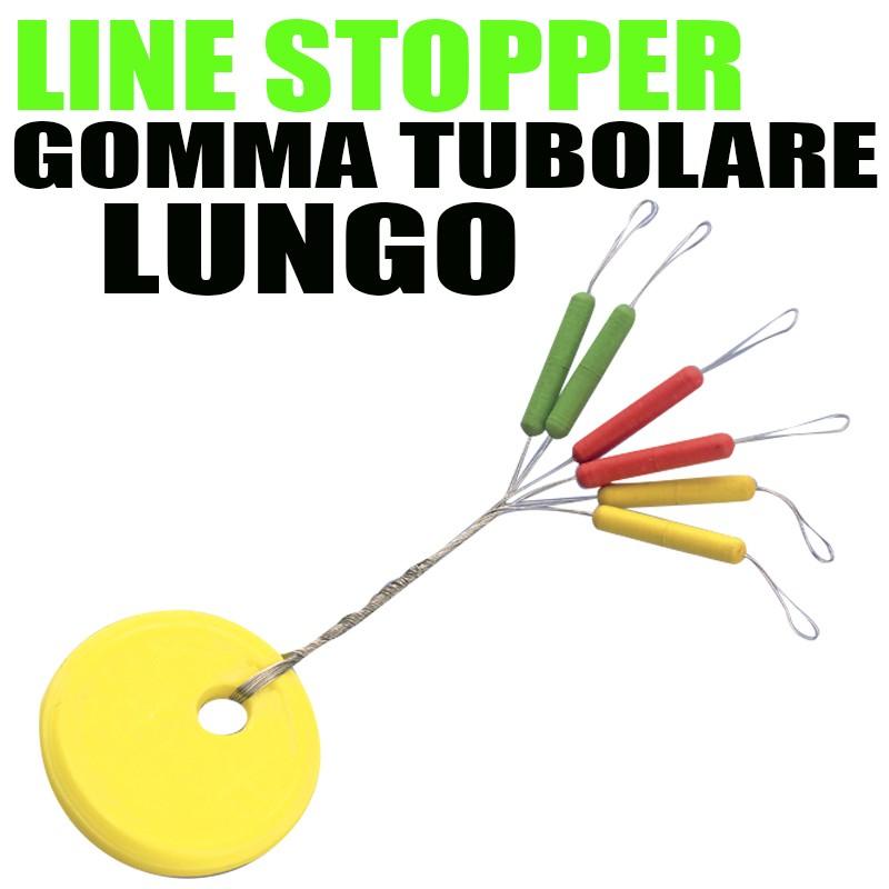 LINE STOPPER GOMMA TUBOLARE...