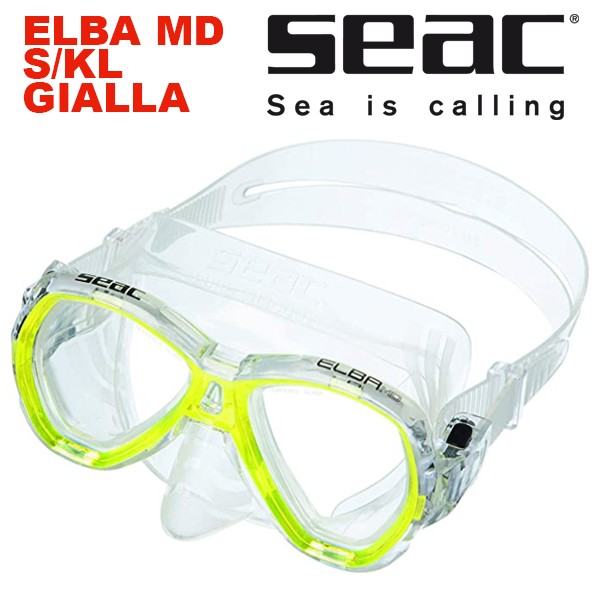 SEAC Maschera Elba MD S/KL...