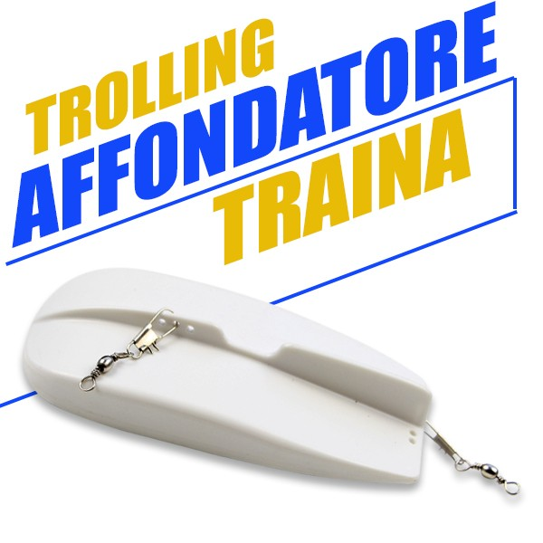 Affondatore Traina 82g