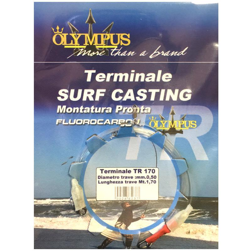 Terminale Surf Casting TR170