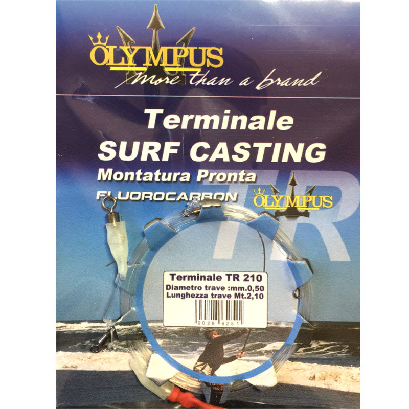 Terminale Surf Casting TR210