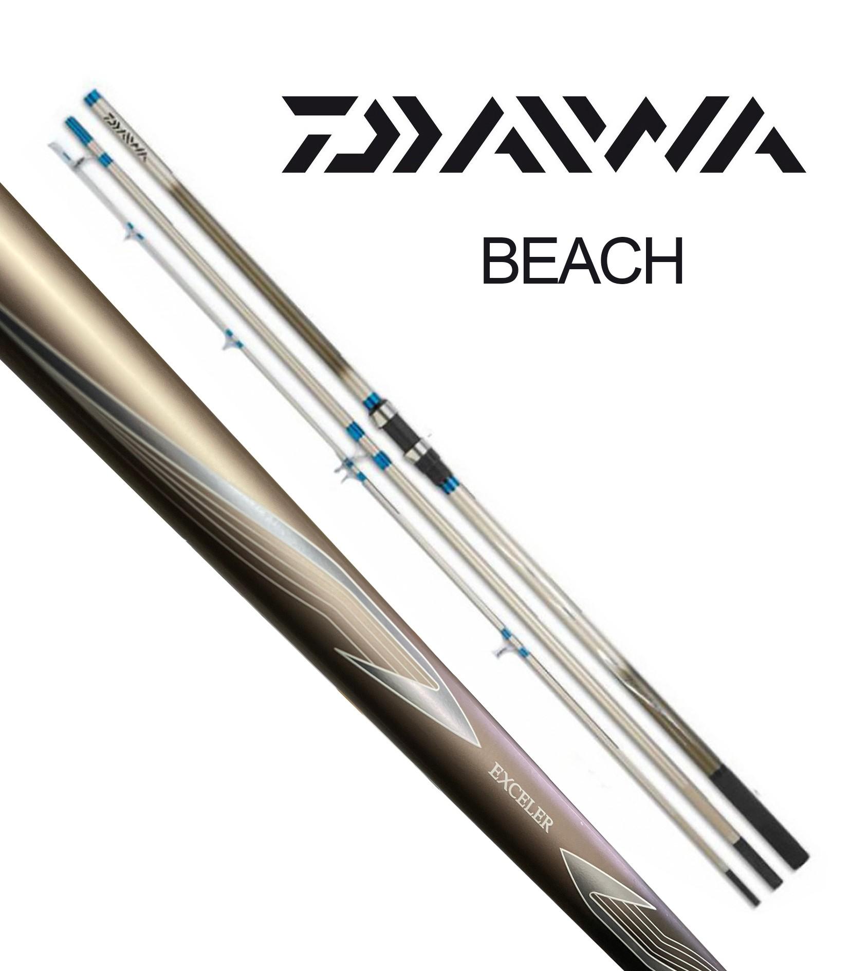 Canna Daiwa Exceler Beach...