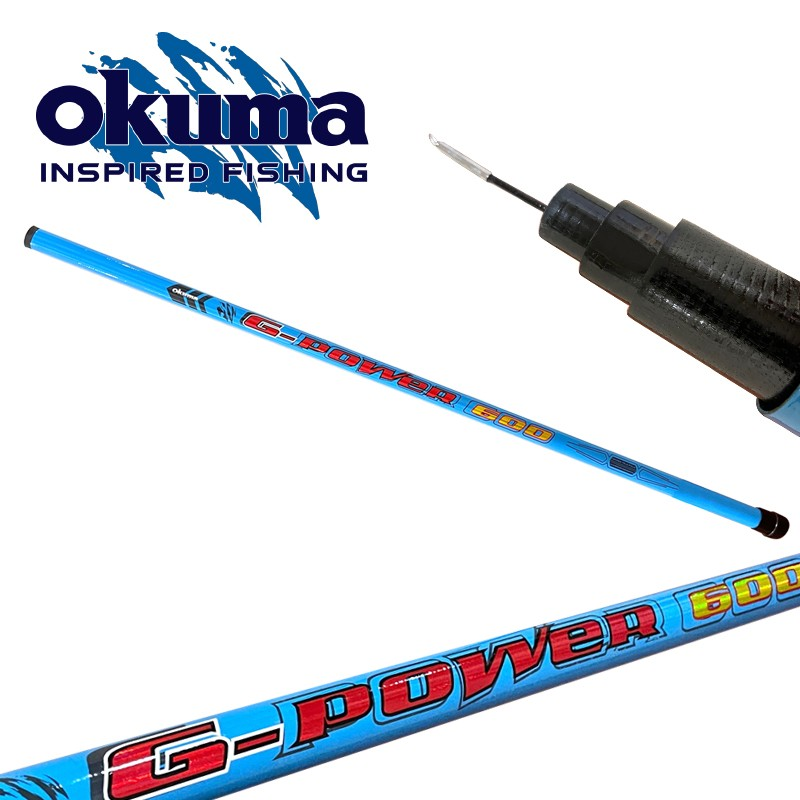 Canna OKUMA G-POWER Fiber