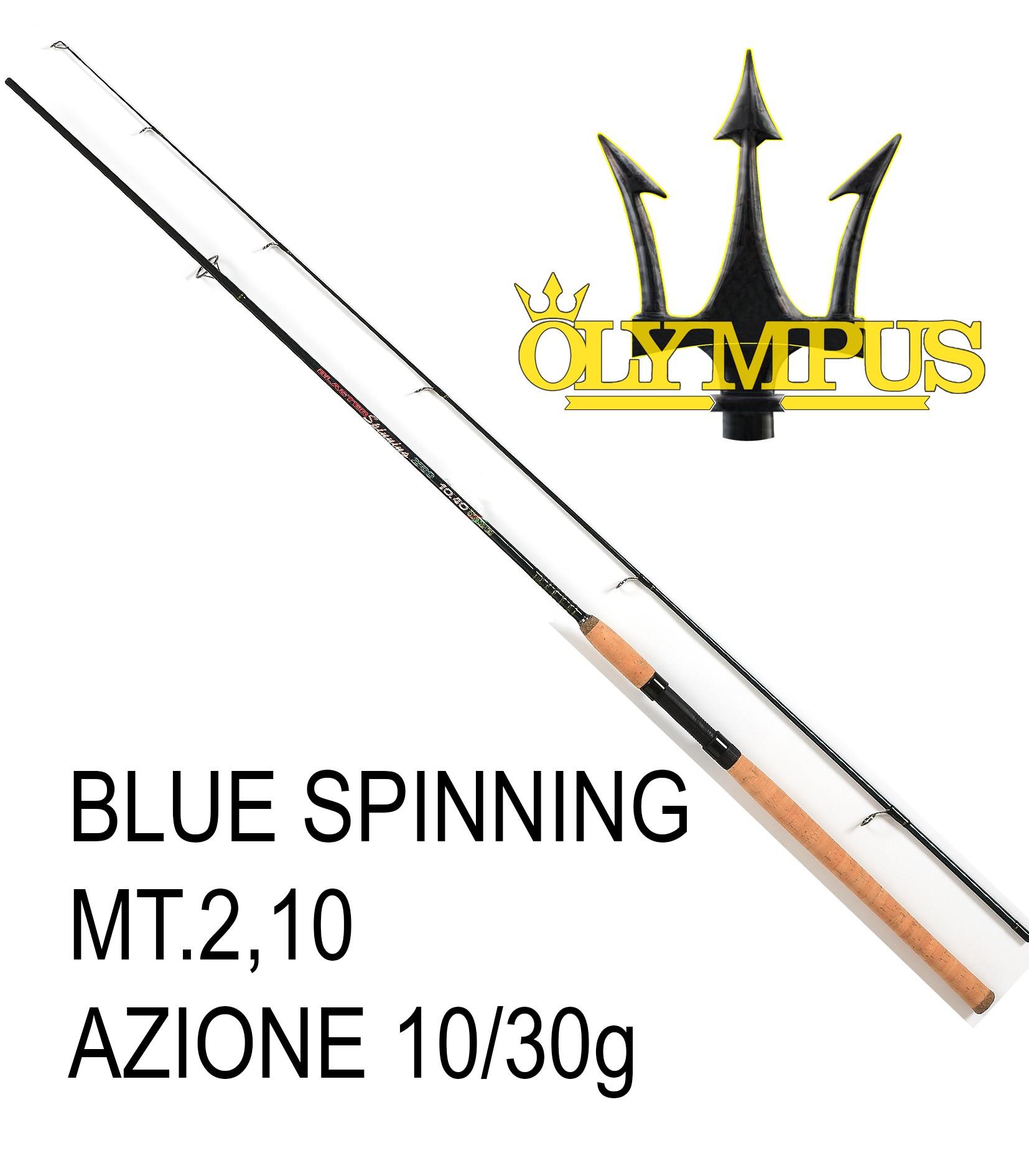 CANNA BLUE SPINNING MT.2,10