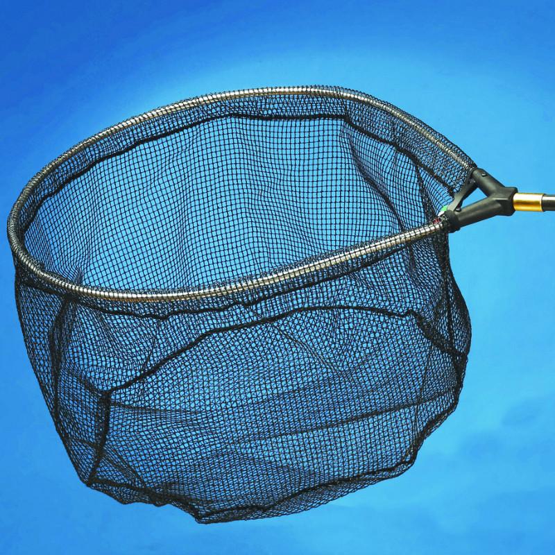 Testa ovale con rete...