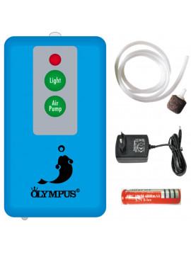 Ossigenatore portatile ricaricabile AP2